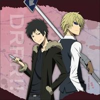 Handkerchief - Multi Cloth - Durarara!! / Shizuo & Izaya
