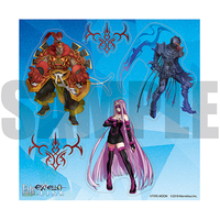 Wall Stickers - Fate/EXTELLA / Lancelot & Medusa & Lu Bu