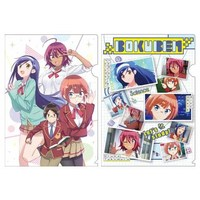 Plastic Folder - Bokutachi wa Benkyou ga Dekinai (We Never Learn)