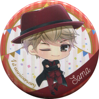 Badge - Stand My Heroes / Kujo Soma
