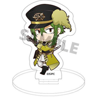 Acrylic stand - Memo Stand - Senjuushi : the thousand noble musketeers / Cutlery (Senjuushi)
