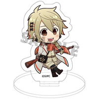 Acrylic stand - Memo Stand - Senjuushi : the thousand noble musketeers / Margarita (Senjuushi)