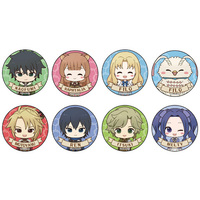 (Full Set) Trading Badge - Tate no Yuusha no Nariagari (The Rising of the Shield Hero) / Raphtalia & Filo & Kitamura Motoyasu