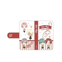 Smartphone Wallet Case for All Models - Star-Myu (High School Star Musical)