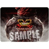 Desk Mat - Street Fighter