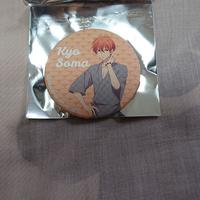 Trading Badge - Fruits Basket / Souma Kyou
