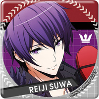 Badge - Prince of Stride / Suwa Reiji