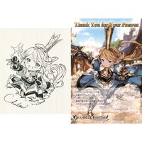 Postcard - Illustrarion card - GRANBLUE FANTASY / Charlotta