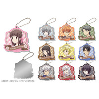Trading Mirror Charm - Fruits Basket