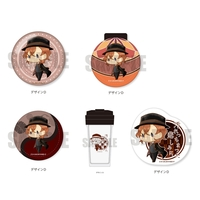 Straw Marker - Tumbler, Glass - Cable Clip - Bungou Stray Dogs / Nakahara Chuuya