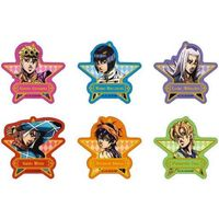(Full Set) Acrylic Badge - Jojo Part 5: Vento Aureo
