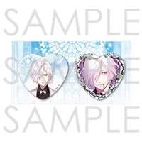 Heart Badge - DIABOLIK LOVERS / Sakamaki Subaru