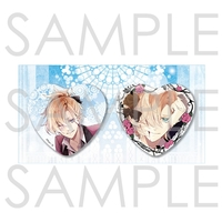 Heart Badge - DIABOLIK LOVERS / Mukami Kou
