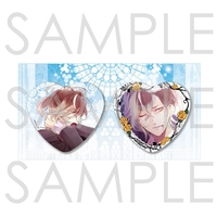 Heart Badge - DIABOLIK LOVERS / Mukami Yuma