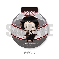 Glass marker - Cable Clip - Bungou Stray Dogs / Akutagawa Ryuunosuke