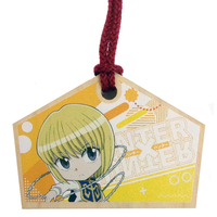 Charm - Hunter x Hunter / Kurapika