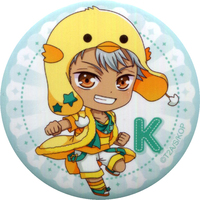 Badge - King of Prism by Pretty Rhythm / Nishina Kaduki