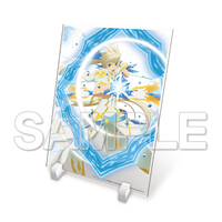 Illustration Panel (acrylic) - Acrylic stand - Tales Series
