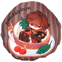 Cushion - GRANBLUE FANTASY / Sandalphon