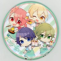 Badge - Band Yarouze! (Banyaro!) / Fairy April (Banyaro!)