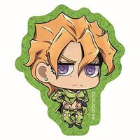 Chimi Chara - Acrylic Badge - Jojo Part 5: Vento Aureo / Pannacotta Fugo