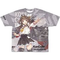 T-shirts - Kantai Collection / Ikazuchi & Kongou Size-L