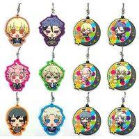 (Full Set) Rubber Strap - Tsukiuta