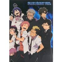 Booklet - Blue Exorcist