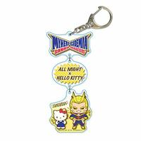 Key Chain - Sanrio / All Might