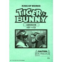 Official Guidance Book - TIGER & BUNNY