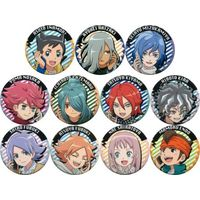 (Full Set) Trading Badge - Inazuma Eleven Series