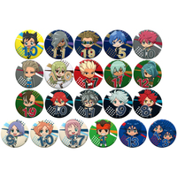 (Full Set) Trading Badge - Inazuma Eleven GO