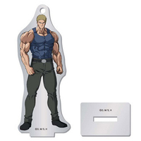 Acrylic stand - One-Punch Man / Tank-Top Master