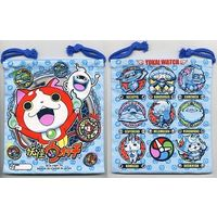 Pouch - Youkai Watch / Jibanyan & Whisper