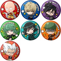 Trading Badge - One-Punch Man