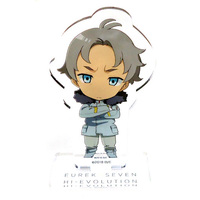 Acrylic stand - PRINCESS CAFE Limited - Eureka Seven / Holland Novak