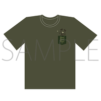 T-shirts - GIRLS-und-PANZER / Anchovy Size-L