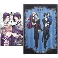 Message Card - Black Butler / Sebastian & Alois Trancy & Ciel & Claude Faustus