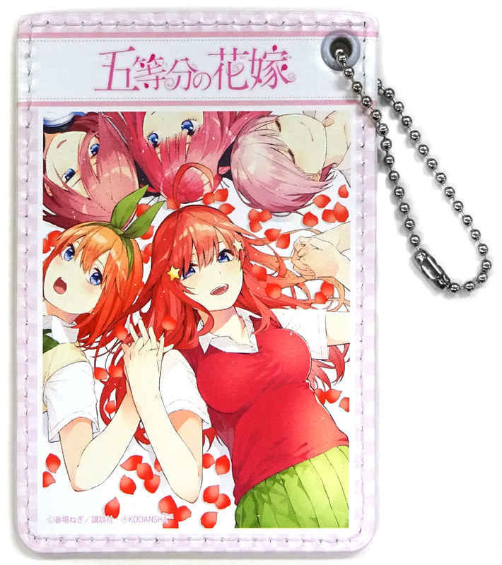Smartphone Stand - Acrylic stand - Gotoubun no Hanayome (The Quintessential Quintuplets)