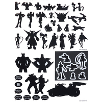 Wall Stickers - TIGER & BUNNY