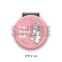 Cable Clip - Hataraku Saibou (Cells at Work!) / Red Blood Cell (AE3803)