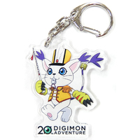 Acrylic Key Chain - Digimon Adventure / Tailmon
