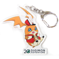 Acrylic Key Chain - Digimon Adventure / Patamon