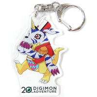 Acrylic Key Chain - Digimon Adventure / Gabumon
