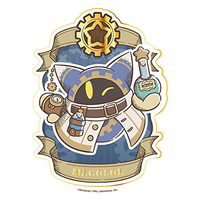 Stickers - Kirby's Dream Land / Magolor