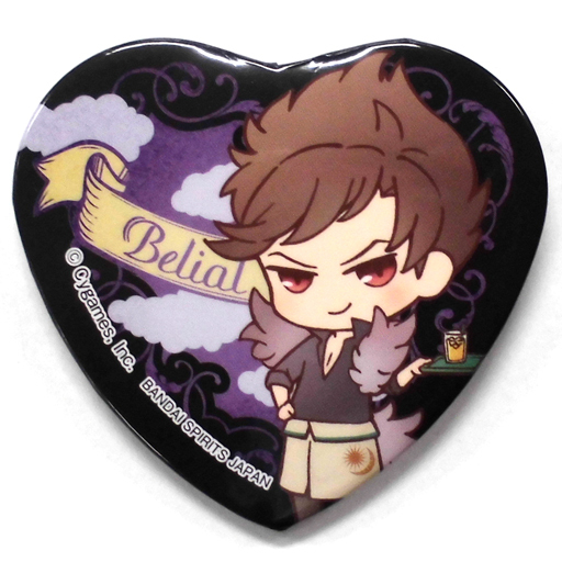 Heart Badge - GRANBLUE FANTASY / Belial