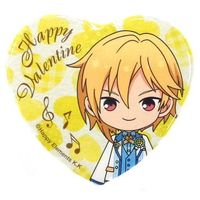 Heart Badge - Marukaku Badge - Ensemble Stars! / Nito Nazuna