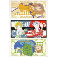 (Full Set) Bath Towel - The Seven Deadly Sins / Meliodas & Ban & King & Diane