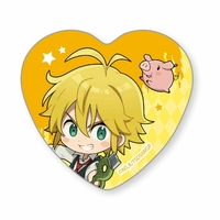 Heart Badge - The Seven Deadly Sins / Meliodas