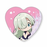 Heart Badge - The Seven Deadly Sins / Elizabeth